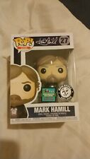 Funko Pop Icons Mark Hamill Big Bang Theory Oufit Designer Con 2019 In Hand