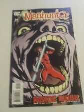 Manhunter #24 September 2006 DC Comics Andreyko Pina Blanco