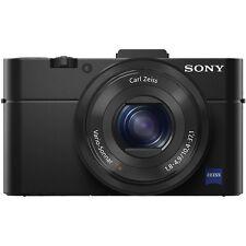 Sony DSCRX100M2B Cyber-shot DSC-RX100 II 20.2 MP Digital Camera - Black