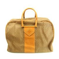 GUCCI Boston bag micro GG Ladies Authentic Used Y5145