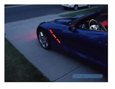 C7 CORVETTE COVE & HOOD VENT LIGHTING KIT, 4 FUNCTION REMOTE CONTROLLED