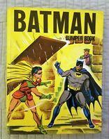 BATMAN BUMPER BOOK, HARDCOVER, HC, NATIONAL PERIODICAL  PUBLICATIONS, 1970