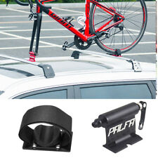 Black Alloy Bicycle Car Roof Carrier Fork Mount car luggage rack Bike carrier