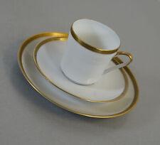 Eschenbach Bavaria Porzellan Kaffee Gedeck Sammelgedeck Goldrand W5476 Vintage