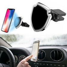 Universal 360° Magnetic Car Air Vent Mount Holder Cradle For Cell Phone GPS
