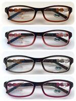 L326 Superb Quality Reading Glasses/Spring Hinges/Aspheric Lens/Super Fashion