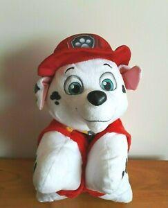 Paw Patrol Nickelodeon Pillow Pets  Marshall Cushion Plush Soft Stuffed Toy 40cm