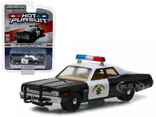 1974 DODGE MONACO CALIFORNIA HIGHWAY PATROL (CHP) 1/64 CAR BY GREENLIGHT 42780 A