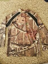 RED HEAD Mossy Oak Breakup Camo Long Sleeve Kids Large
