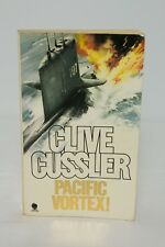 Pacific Vortex - Clive Cussler Paperback Book. Great Condition Bargain Price!