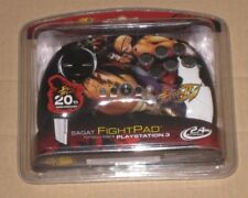 Street Fighter IV Sagat FightPad Controller PS3 Collectors 4 Wireless New RARE