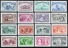 US 1992 #2624-2629 Voyages of Columbus Complete Set of 16 Singles Mint NH