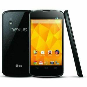 *New LG Nexus 4 (E960) - 16GB - Black ( Factory Unlocked) Smartphone