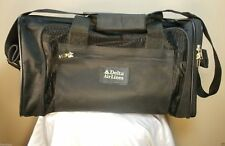 Travel Delta Air Lines Deluxe Small Medium Dog Carry Case & Fluff Pad