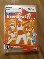 ExerBeat Nintendo Wii / Wii U 2011 Complete - Works Great - Ships Fast