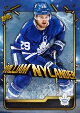 2019 BREAKAWAY GOLD BASE WILLIAM NYLANDER LE 150cc Topps NHL Skate Digital Card
