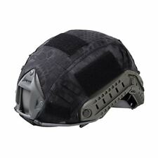 Tactical Paintball Shooting Combat Fast Helmet Cover Typhon Cam