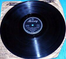 Dinah Washington - Dream & I Don't Hurt Anymore / Mercury 78 Nice