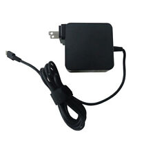 65W Ac Power Adapter Charger Cord for Asus Chromebook Flip C101Pa Laptops