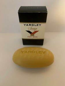Yardley Soap for Man Seife 26 g neu Vintage rar