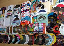101 unidades CD CD-ROM para Apple Macintosh demostraciones cuaderno-cds presentaciones multimedia
