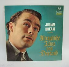Julian Bream - Altenglische Tänze von Dowland | RCA | VG+ / VG+