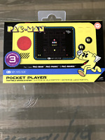 """BRAND NEW MY ARCADE """"POCKET PLAYER-PAC-MAN"""" PORTABLE GAME SYSTEM"""