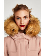 18e11c942 Zara Casual Fur Coats, Jackets & Vests for Women for sale | eBay