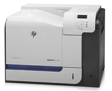 HP LaserJet 500 Color M551DN Farblaserdrucker neue Toner Laser Druker