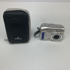 olympus camera   FE-110 5.0 Megapixel 2.8X Optical  Zoom Tested