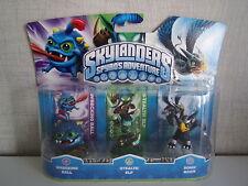 Skylanders de première's adventure-Démolisseur Ball, Stealth Elf, Sonic Boom-NOUVEAU & NEUF dans sa boîte