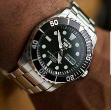 Seiko 5 Sports Black Sea Urchin Automatic Men's Watch