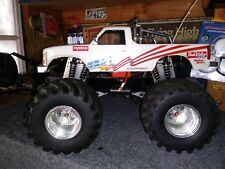Vintage Kyosho USA-1 monster truck clodbuster