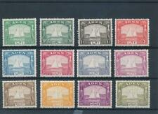 [59351] Aden 1937 Scarce set MH Very Fine stamps $1450