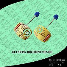 longines eta swiss movement no 282.001  or L.420.1 GOLD 2 HAND