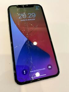 iPhone 11 pro 256gb cracked screen and back