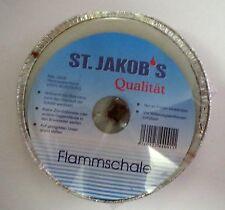 10 ST. x Cuenco Para Fuego, Receptáculo de luz del partido en aluminio, 5