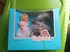 1976 Mattel Rosebud Dolls # 9787