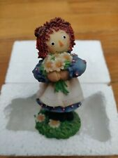 """New Raggedy Ann & Andy """"If Friends Were Flowers, I'd Pick You"""" 544914"""