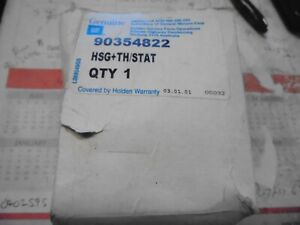 Genuine GM New Thermostat and Housing 90354822