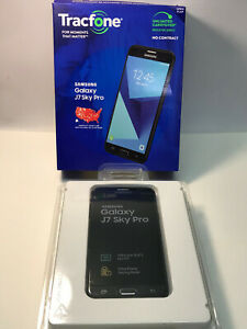 Samsung Galaxy J7 Sky Pro SM-S727VL Black (Tracfone) NIB