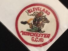 Cleveland Winchester G.C. Gun Club Skeet Trap Shooting patch Shotgun Vintage