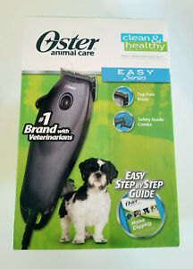 Oster Animal Care Easy Series Pet Grooming Kit - New