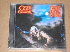 OZZY OSBOURNE - BARK AT THE MOON - CD SIGILLATO (SEALED)
