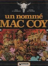 mac coy tome 2  UN NOMME' MAC COY  dargaud  1975  E. O.