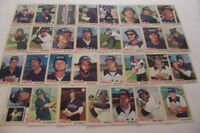 1978 Topps CHICAGO WHITE SOX Complete TEAM Set WILBER WOOD Bob LEMON Ralph GARR