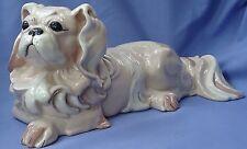 """Kay Finch Pekingese 1930s Dog Signed 13"""""""
