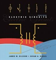 electric circuits by james w nilsson solution manual