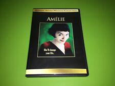 Amelie Dvd Like New