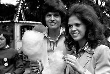 8x10 Print Donny & Marie Osmond 1970 #DM736